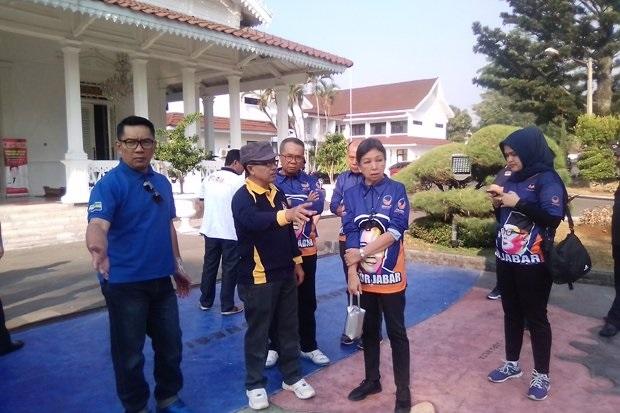 Ridwan Kamil Sebut Rekomendasi Bodong Drama dan Dinamika Jelang Pilgub Jabar