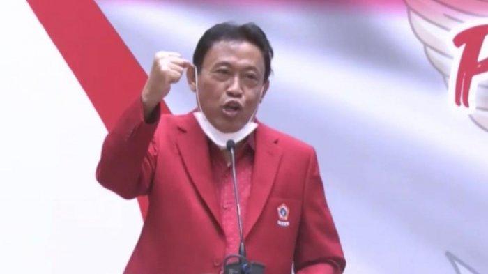 SOKSI Ormas Pertama Dukung Airlangga Capres 2024, Ahmadi Noor Supit: Golkar Harus Kompak!