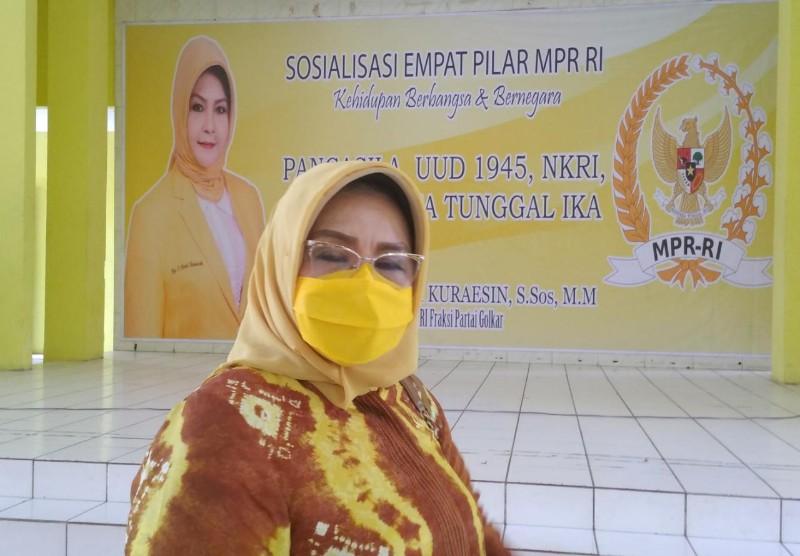 Itje Siti Dewi Kuraesin Minta Pendamping PKH Aktif Memutakhirkan Data Kemiskinan