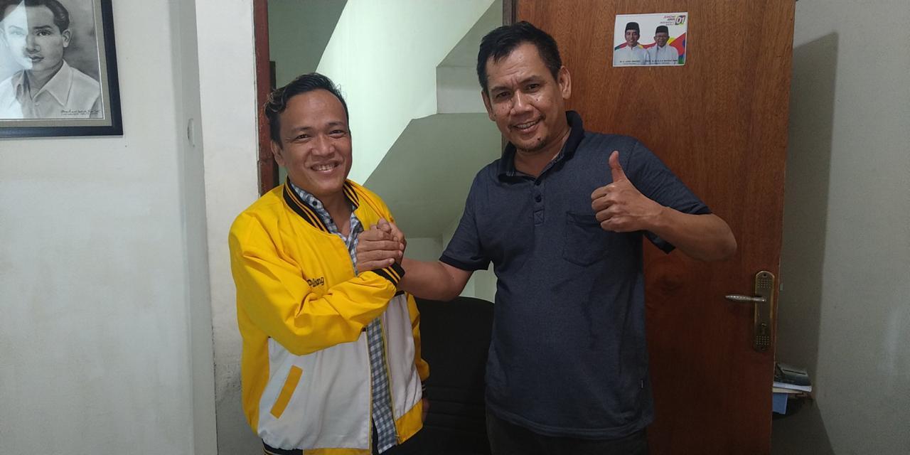 Dulu Teriak Bubarkan Golkar, Kini Ketua Relawan Jokowi Mania Puji Totalitas Partai di Pemerintahan