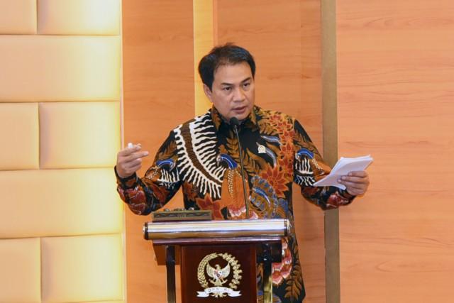 Azis Syamsuddin Harap KTT ASEAN Dapat Hasilkan Solusi Perdamaian di Myanmar