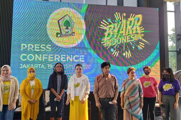IIPG Gelar Ajang Pencarian Bakat Nasional Byarr Indonesia, Ini Cara Mengikutinya