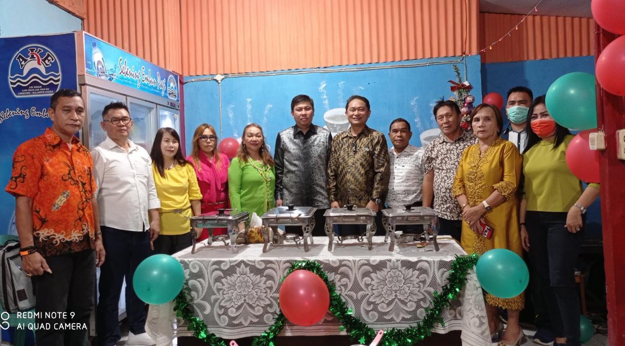Michael Damopolii Apresiasi Kontribusi Besar Ormas MKGR Kota Manado di Pilkada 2020