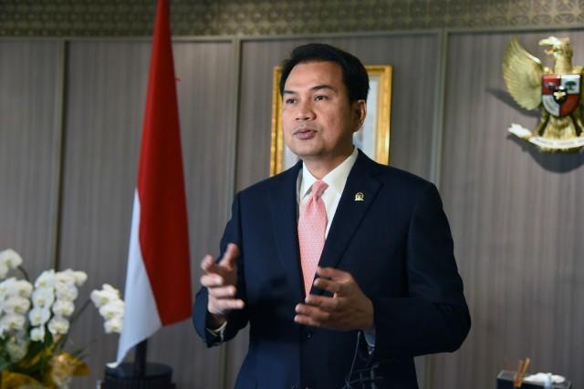 Demi Kinerja DPR Lebih Efektif, Azis Syamsuddin Dukung Digitalisasi Data dan Dokumen Parlemen