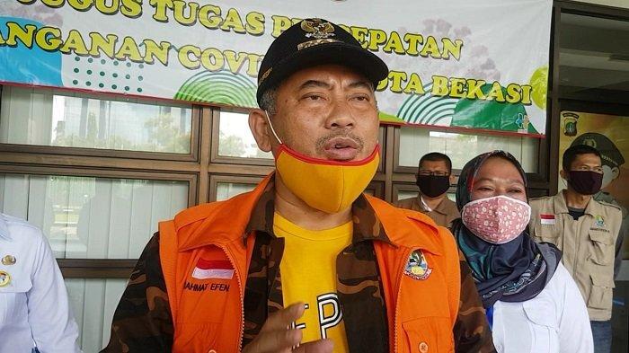 Banyak Kelurahan Zona Hijau, Walikota Rahmat Effendi Tetap Ajukan PSBB Tahap 4 Bekasi