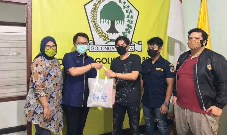AMPI Kota Bogor Berbagi Sembako Untuk Kader Terdampak COVID-19