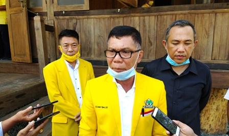 Ismet Roni: Golkar Lampung Tetapkan 2021 Sebagai Tahun Media dan Penggalangan Opini