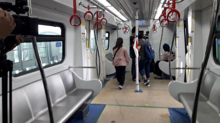 Subsidi Tarif Terlalu Mahal, Ashraf Ali Usulkan LRT Jadi Transportasi Wisata Saja
