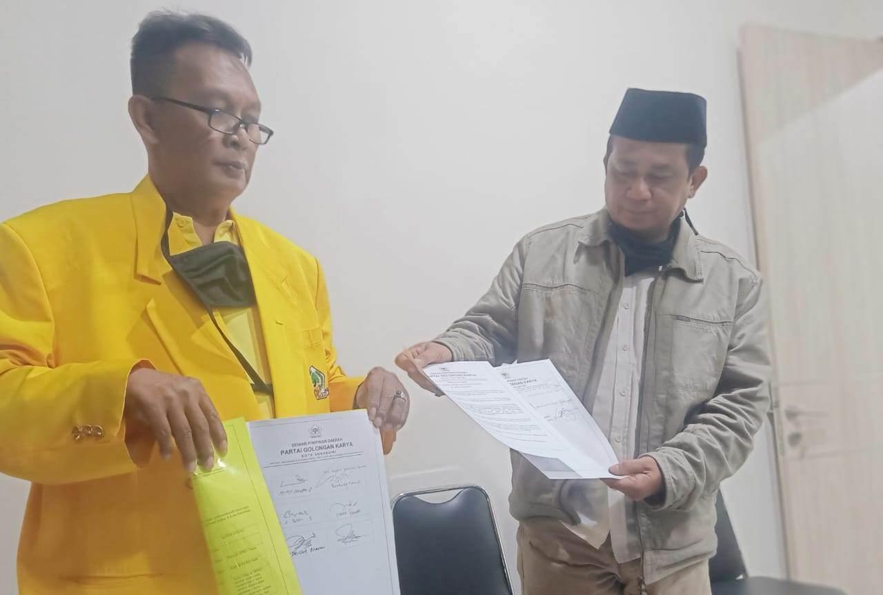 Jelang Musda, Golkar Kota Sukabumi Memanas Dengan Munculnya TPPG