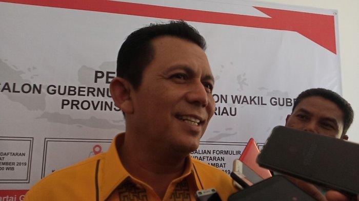 Ansar Ahmad Mundur Dari DPR Untuk Maju di Pilgub Kepri, Ini Sosok Penggantinya