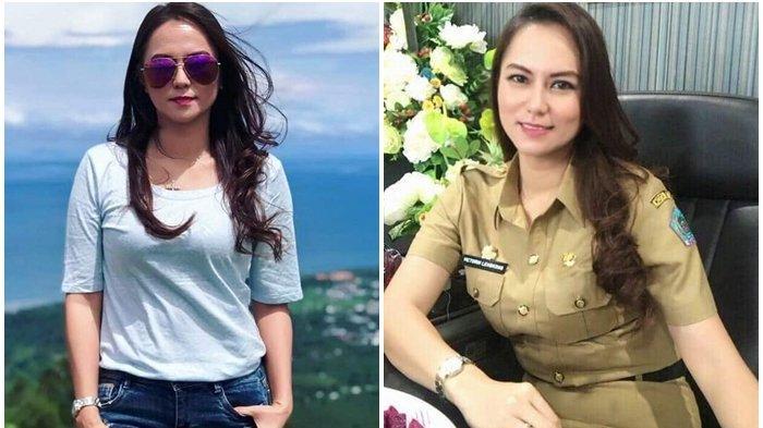 Victorine Lengkong, Birokrat Cantik Yang Diusung Golkar Jadi Calon Walikota Bitung