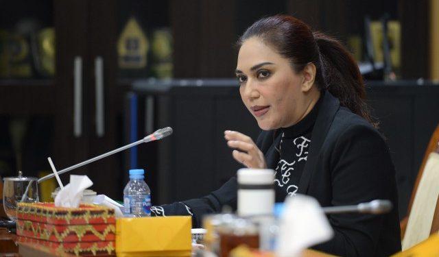 Sari Yuliati Dukung Kapolda NTB Bentuk Polres Di Kawasan Ekonomi Khusus Mandalika