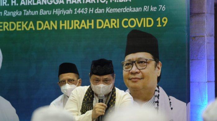 SMRC: Pertemuan Airlangga-Gibran di Kota Solo Jadi Sinyal Menguatnya Restu Jokowi