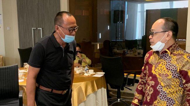 Victor Datuan Batara Laporkan Kader Yang Mbalelo di Pilkada Tana Toraja 2020 Ke DPP Golkar