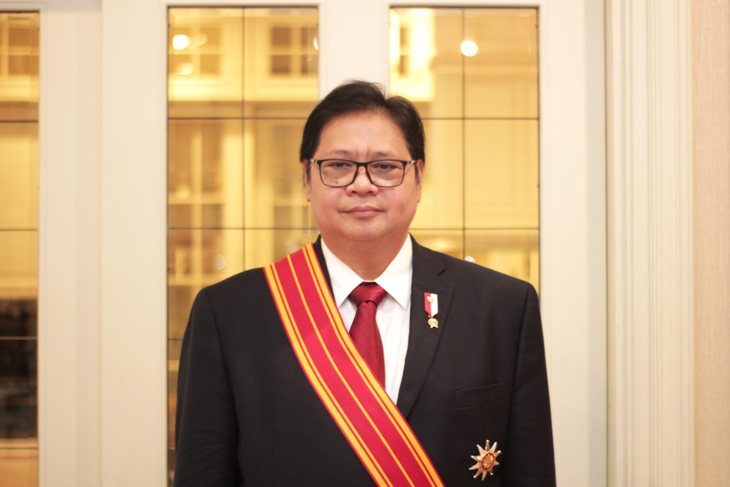 DPP Instruksikan Kader Golkar Seluruh Nusantara Pasang Foto Ketum Airlangga