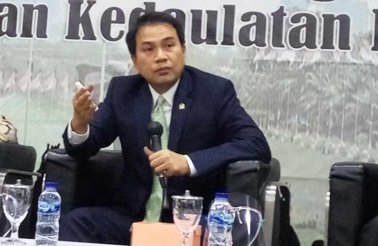 Hari Nusantara, Azis Syamsuddin Ungkap Potensi Bahari Rp.3.000 Triliun Per Tahun Belum Tergali