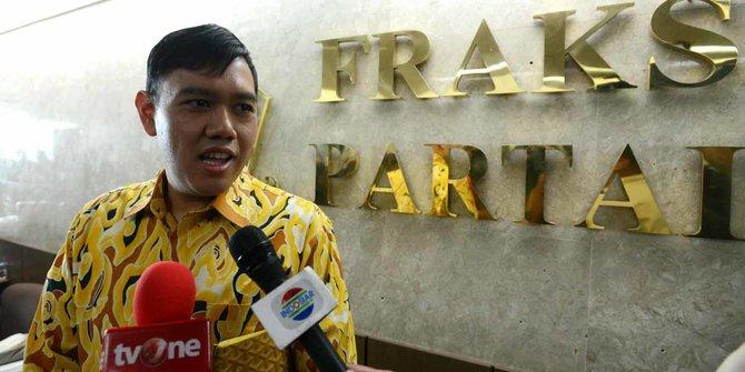 Tanggapi Megawati, Dave Laksono Nilai Sudah Banyak Generasi Milenial Beri Sumbangsih Buat Bangsa