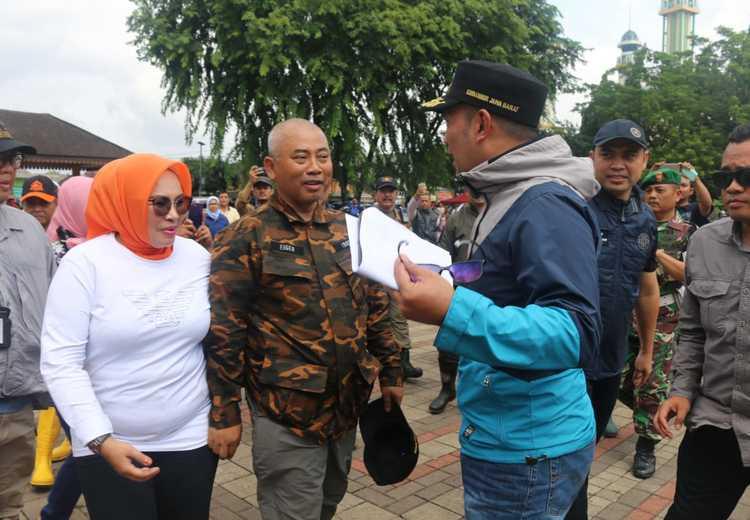 Rahmat Effendi Akui Belum Maksimal dan Keteteran Tangani Banjir Kota Bekasi