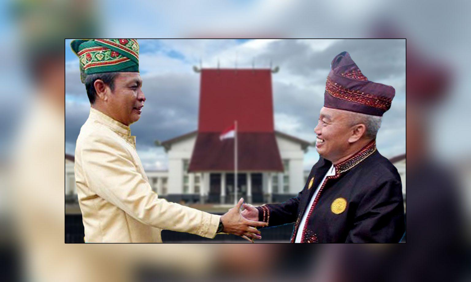 Golkar Resmi Usung Duet Sahbirin-Muhidin di Pilgub Kalsel