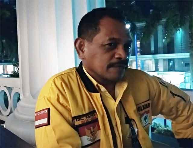 Dianggap Rendahkan Harkat Martabat MPG, Derek Loupatty Minta Sekretaris Golkar Jambi Dipecat