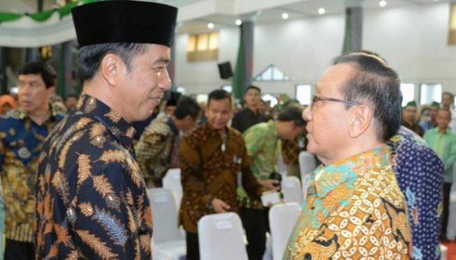 Akbar Tanjung Yakin Jokowi Takkan Gunakan Posisinya Untuk Menangkan Gibran