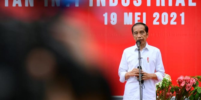 Gubernur Kepri Ansar Ahmad Tagih Janji Kampanye Jokowi Bangun Jembatan Batam-Bintan