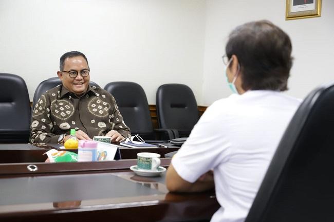 Bupati Muba Dodi Reza Serius Garap Inovasi Energi Listrik Manfaatkan Biomassa Sawit