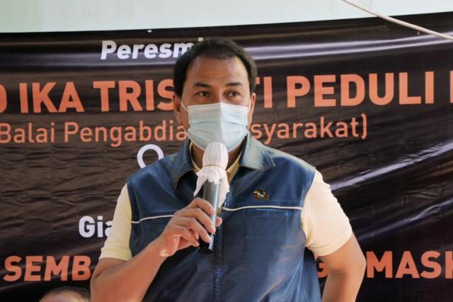 Varian Baru Mutasi COVID-19 Sudah Tersebar, Azis Syamsuddin Minta Perbatasan Negara Diperketat