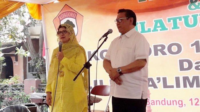 Nurul Arifin Apresiasi Dukungan Agung Laksono dan Kosgoro 1957 Jawa Barat