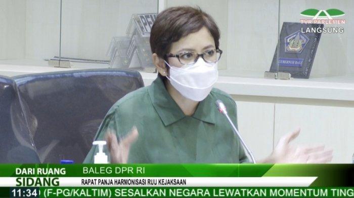 Nurul Arifin Tegaskan Pembahasan UU Cipta Kerja Sudah Sesuai Aturan Dan Transparan