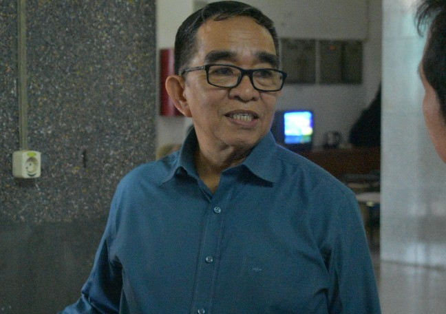 Mohon Doanya, Ketua Fraksi Golkar DPRD Lampung Supriyadi Hamzah Dirawat Karena COVID-19