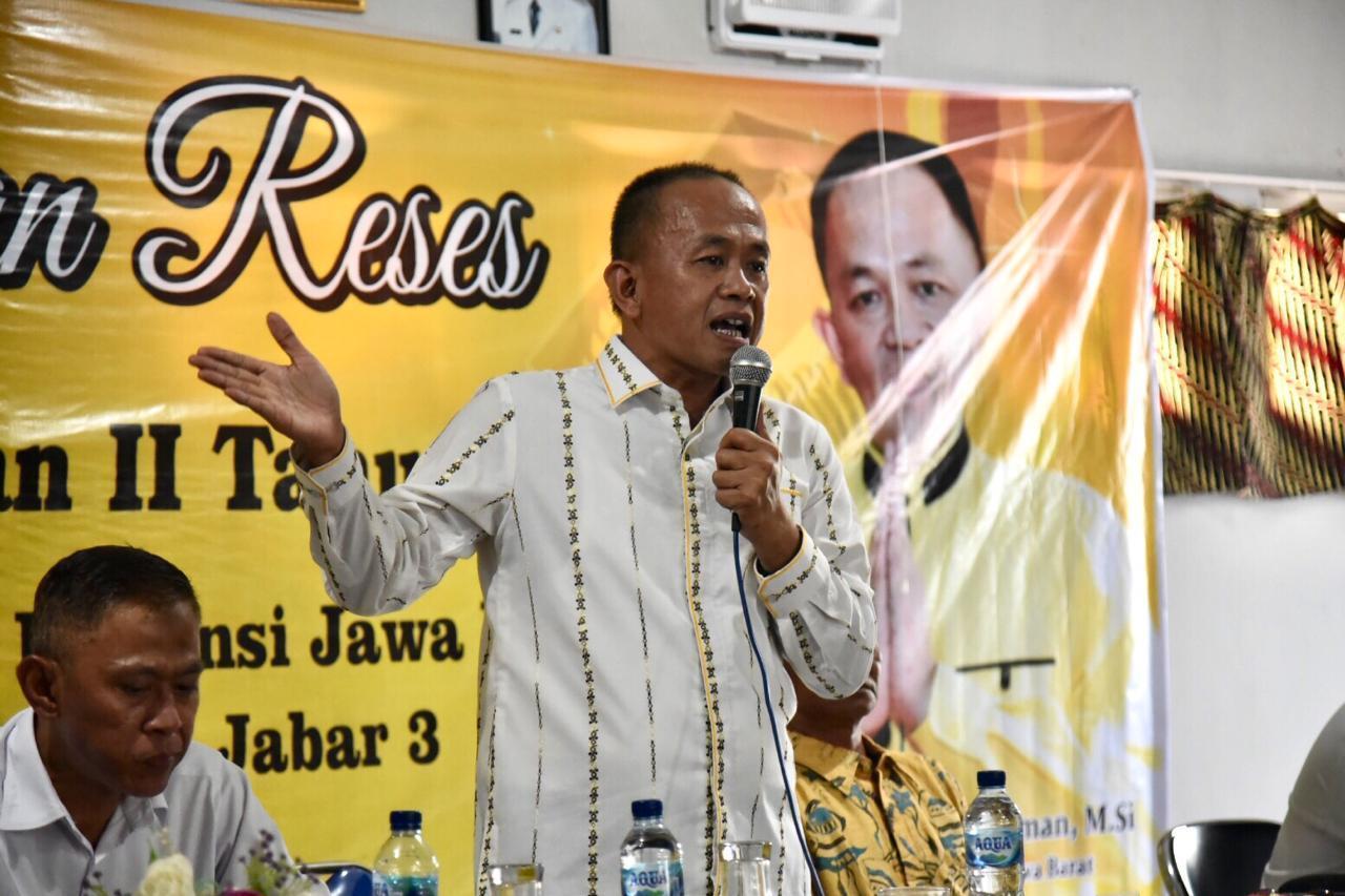 Golkar Jabar Tunjuk Aria Girinaya Jadi Plt Ketua Golkar Kabupaten Indramayu