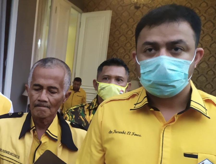 Walikota Idris Ajak Bergabung, Farabi Arafiq Sebut Golkar Depok Masih Berharap Koalisi Dengan PKS