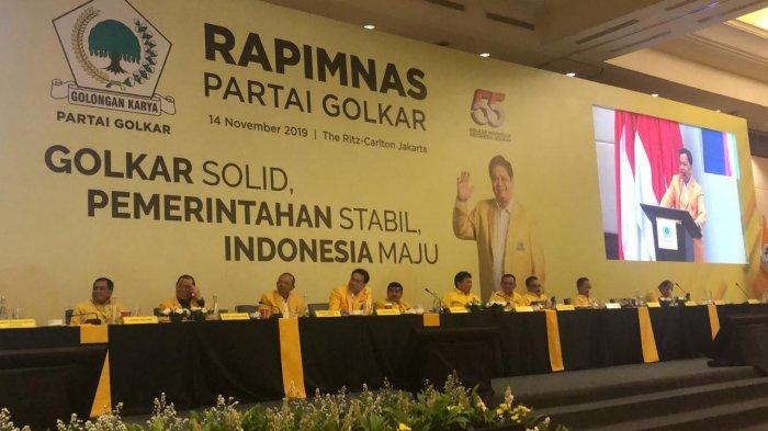 Mayoritas DPD I Dukung Airlangga Pimpin Golkar Lagi Lewat Musyawarah Mufakat