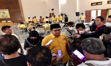 Golkar Karanganyar Bantu Rp.80 Juta Untuk Bangun Gedung Pengajian LDII Di Gebyog Mojogedang