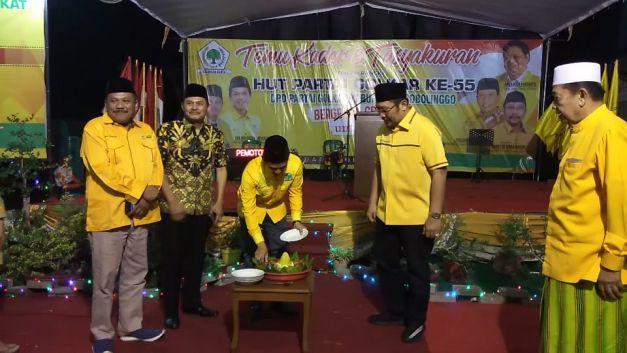 Golkar Probolinggo Beri Penghargaan Kepada Caleg DPRD Yang Belum Terpilih