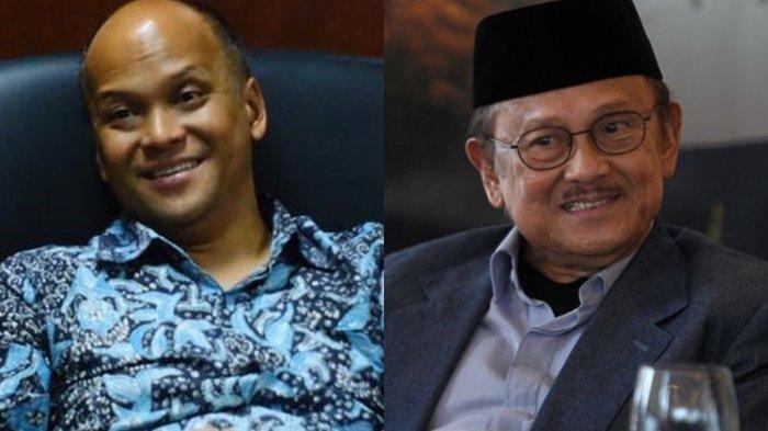 Karir Mirip Sang Ayah, Ilham Habibie Bakal Jadi Menristek Jokowi?
