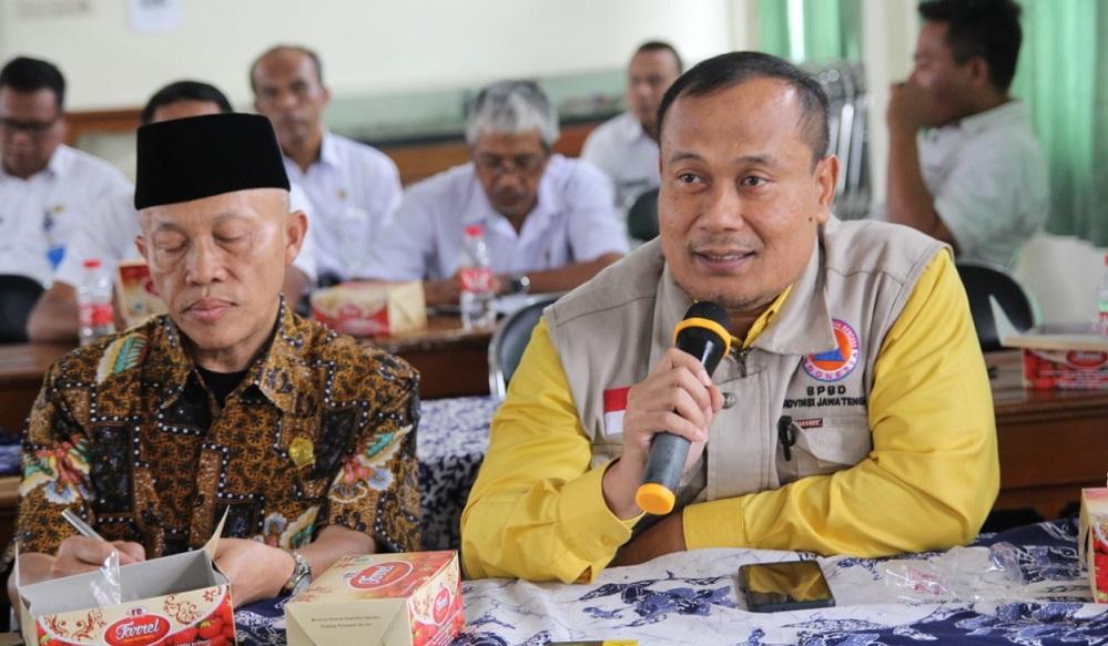 Hadapi Wabah Corona, Fraksi Golkar DPRD Jateng Kompak Donasikan Dua Bulan Gaji