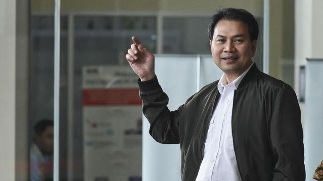 Namanya Disebut Di Kasus Suap Penyidik KPK, Azis Syamsuddin: Bismillah, Alfatihah