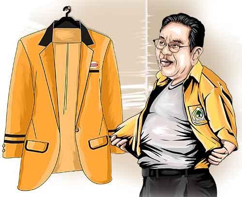 Tak Jadi Cagub NTT Dari Golkar, Ibrahim Medah Rencana Hengkang ke Hanura