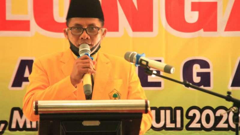Wasmad Edi Susilo Tegaskan Golkar Kota Tegal Siap Dukung Airlangga Jadi Penerus Jokowi Pimpin RI