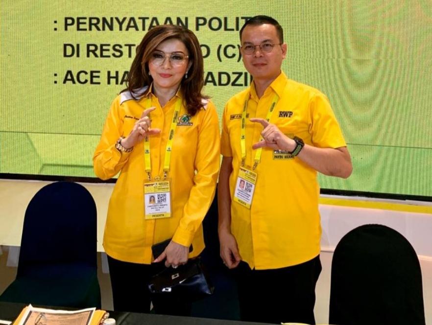 Rommy Poli Harap Semua Kader Bersatu dan Kedepankan Musyawarah di Musda Golkar Minsel