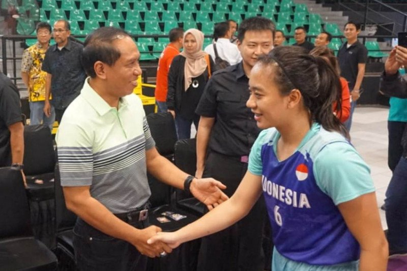 Zainudin Amali Janjikan Bonus Atlet SEA Games 2019 Segera Cair