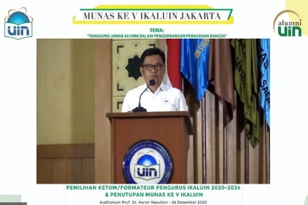 Terpilih Jadi Ketua IKALUIN Periode 2020-2024, Ini Profil Ace Hasan Syadzily