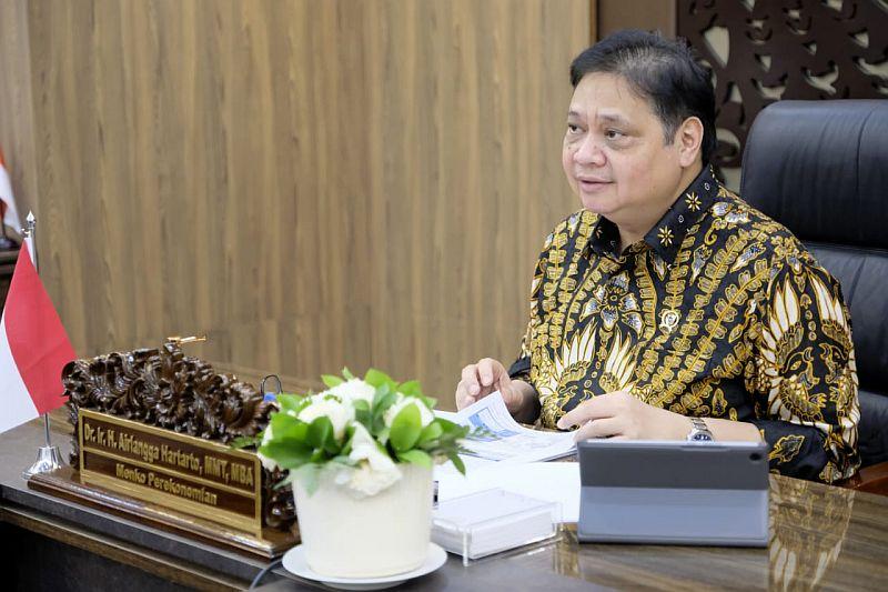 Berdayakan Ekonomi Rakyat, Airlangga Dorong Kepala Daerah Percepat Salurkan KUR Bunga Rendah