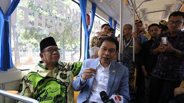 Azis Syamsuddin Sebut Kinerja Bagus Erick Thohir dan Sri Mulyani Berkat Arahan Airlangga