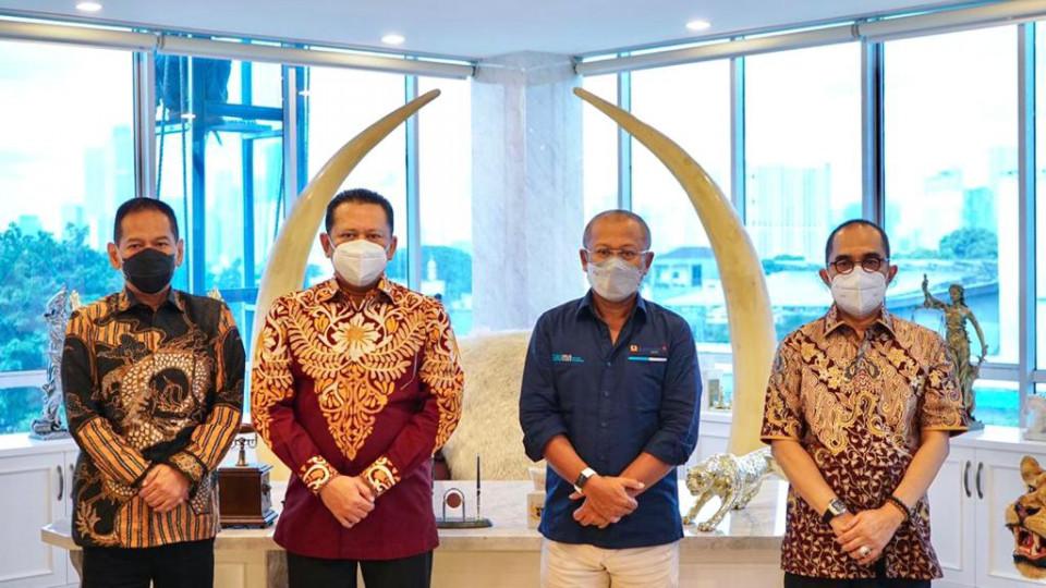 Bamsoet Apresiasi Proyek Bukit Asam Hilirisasi Batubara Jadi Karbon Aktif