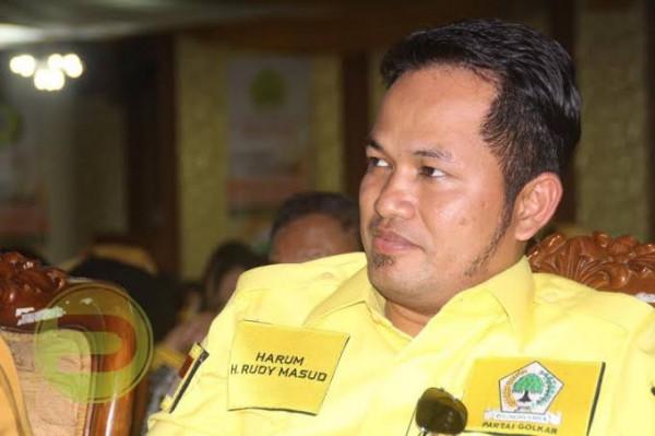 Rudy Mas'ud Sindir Apes Banget Kalau Calon Kepala Daerah Kalah Dari Kotak Kosong