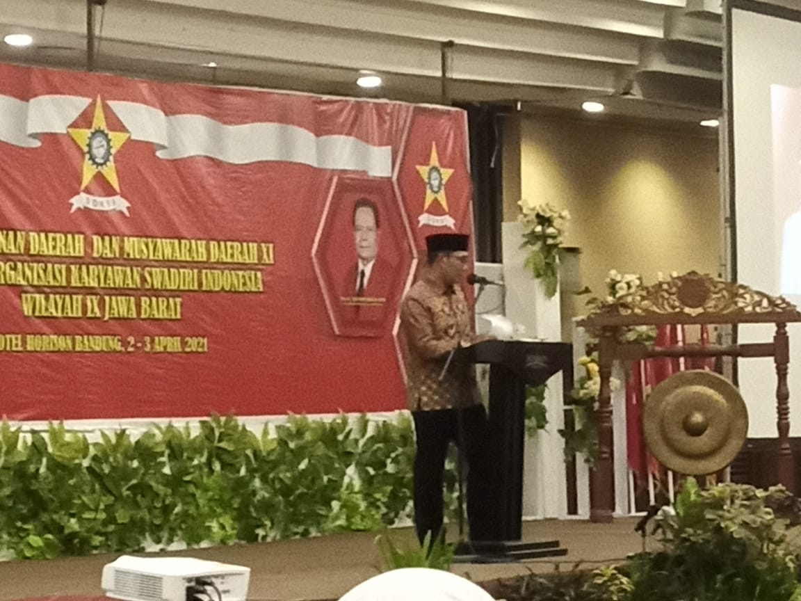Gubernur Ridwan Kamil Gandeng SOKSI Jabar Selenggarakan Vaksinasi Massal COVID-19