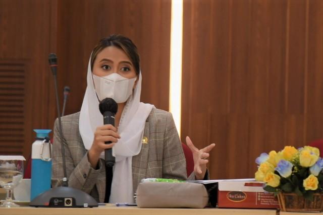 Dyah Roro Esti Dorong BATAN Gandeng Perguruan Tinggi Sosialisasikan Manfaat Tenaga Nuklir